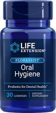 3X $13 Life Extension FLORASSIST Oral Hygiene probiotic for teeth gums dental