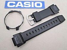 Genuine Casio Pro Trek Triple Sensor PRG270-1 PRG270-4 watch band & bezel