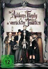 Die Addams Family in verrückter Tradition von Barry Sonne... | DVD | Zustand gut