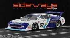 Racer Sideways SW27 Sauber BMW M1 Turbo  Group 5  LeMans 1982 1/32 Slot Car