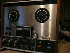 Teac 2300S reel to reel tape recorder