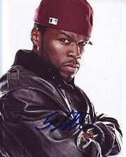 50 CENT signed autographed photo