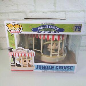 JUNGLE CRUISE CONGO QUEEN BOAT 79 DISNEY PARKS FUNKO POP! RIDES VINYL