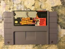 Super Mario RPG: Legend of the Seven Stars for the SNES - Authentic, Tested