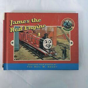 James The Red Engine Rev W. Awdry Hardback Book