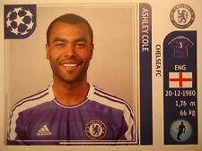 PANINI 282 Ashley Cole Chelsea FC UEFA CL 2011/12