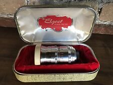 Elgeet 2 Inch, F 1.5 Cine Navitar - 16MM - Movie Camera