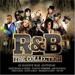 R&B Collection 2010 - Music CD