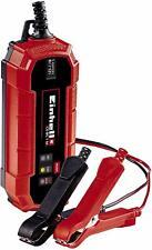 Einhell Cargador de batería de coche inteligente, selector de bateria 6 v y 12 v