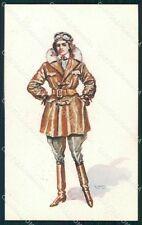 Militari Propaganda WWI Uniforme Esercito GMD cartolina XF0521