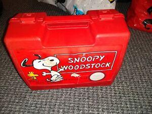 Retro Vintage Snoopy Lunchbox