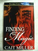 Finding the Magic Cait Miller pb Ellora's Cave 1419957384 B63