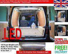 2 x 1m Small Van ( Berlingo size) INTERIOR LOADING LIGHT Van Rear Loading Light