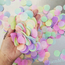 900Pcs/Pack Muti-color Confetti Scraps of Paper Happy Wedding Party Decoration