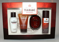 Tabac Original Quattro Geschenkset (GP=24,95€/Einheit)