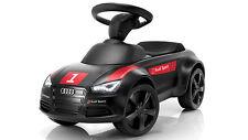 Audi Junior quattro Motorsport Rutschauto Bobby Car mit LED Beleuchtung