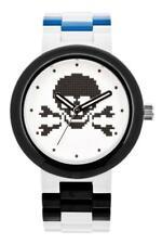 LEGO® 9007552 Skull White Plastic Adult Unisex Quartz Watch