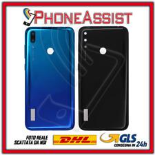 SCOCCA POSTERIORE PLASTICA Per Huawei Y7 2019 DUB-LX1 LX2 BACK COVER BATTERIA