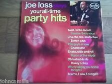 JOE LOSS PLAYS YOUR ALL-TIME PARTY HITS - LP - MUSIC FOR PLEASURE - MFP 5227