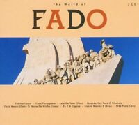 Fado-The World of Domingos Goncalves Costa, A. Fonseca, Juan Pesquadore.. [2 CD]