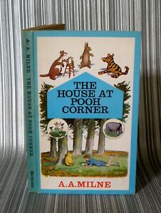 The House At Pooh Corner, A.A. Milne, Paperback, Methuen & Co 1966