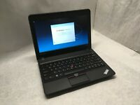 Lenovo x131e Laptop AMD 1.3GHZ - 4GB - 320GB - Windows 7 - HDMI - Webcam READY!