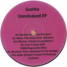David Guetta – Unreleased Ep (Vinyl, 12)