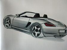 "Porsche; Boxster ""Revelation"" Sales Brochure"