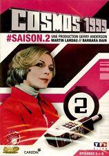 COSMOS 1999 SAISON 2 - EPISODES 5 A 8 / MARTIN LANDAU // DVD SERIE TV NEUF/CELLO