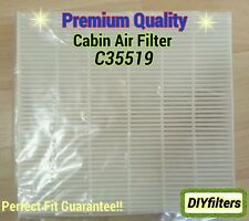PREMIUM QUALITY C35519 CABIN AIR FILTER ACCORD CIVIC ODYSSEY MDX CRV PILOT TSX