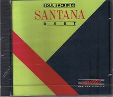 Santana Soul Sacrifice (Best of) Zounds CD Neu OVP Sealed Rar