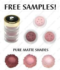 Pure Cosmetics Mineral Eyeshadow Cover Pink Matte Sheer Loose Powder Makeup Trio