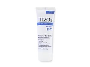 TIZO 3 Facial Mineral Sunscreen Tinted SPF 40 1.75 oz - NEW
