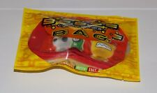 Crazy Bones Gogos Series 1 Blister Pack - 1 Red Collector Bag + 1 Pack