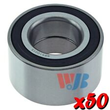 50 x Front or Rear Wheel Bearings WJB WB510015 Interchange 510015 FW153 Wholesal
