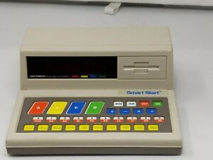 Video Technology Smart Start Toy Maths Vintage Retro US 1987 Fully Working