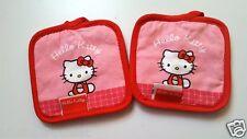 2er Set Hello Kitty Topflappen Kinder-Größe *