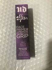 Urban Decay All Nighter Face Primer Longwear Foundation Grip Full Size Authentic
