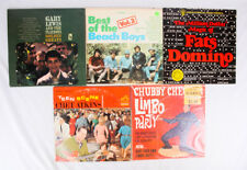 Instant Collection of 4 Classic Dance and Party LP Vinyl Records: Beach Boys +