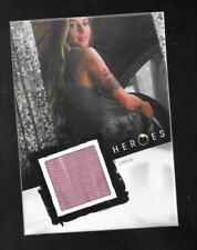 Heroes Archives Costume Relic card Dawn Olivieri - Lydia