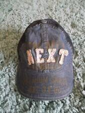 NEXT DENIM CAP AGE 7 - 10 YEARS ### IN VERY GOOD CONDITION ### !!!