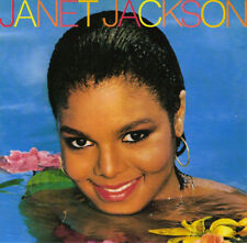 JANET JACKSON - Janet Jackson / A&M Records CD – 394 907-2 Neu
