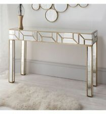 Glass Art Deco Style Side & End Tables