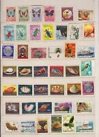 Papua New Guinea Stamp lot K-332