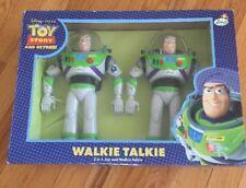 IMC Toy Story Buzz Lightyear Walkie Talkie 2 In 1 Toy