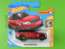 HOT WHEELS 2020 -  Range Rover Velar  -  HW Metro  -  119  - neu in OVP
