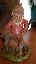 Smokey - Rare - ed# 12 - Tom Clark Gnome - Pipe Smoker