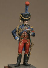 Metal Modeles Napoleonic ADC Imperial Guard 54mm Unpainted Kit