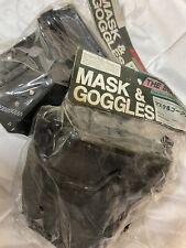 B Maske Survivor 2x grün Goggles