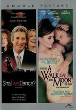 Shall We Dance / A Walk On The Moon (DVD)  NEW